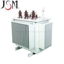 Js S9-500kVA/11kv Transformador de imersão em óleo de transformadores de distribuição