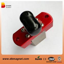 Collier magnétique forte personnalisé carré