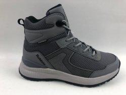 Мужчин и женщин для использования вне помещений причинных водонепроницаемый для походов обувь из натуральной кожи