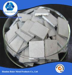 Vendre de haute qualité de la plaque de nickel Nickel feuille 99,97 %