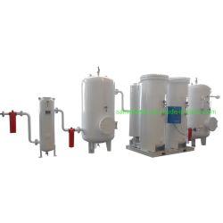 La qualité O2 Usine d'oxygène de remplissage de gaz de 10 ans de service de la vie