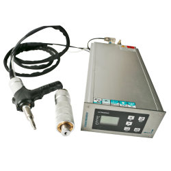 自動空気冷却のタイプデジタル超音波手の溶接工