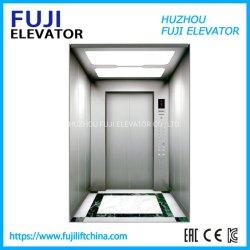 Elevador de passageiros de fábrica na China Fuji Casa com elevação de mercadorias com preço barato Vvvf residencial de Controle do Levante