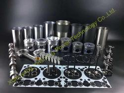 Parte de Cummins, árbol de levas, pistón, el bloque de cilindros, el turbocompresor, el cigüeñal, Inyector de combustible, piezas de repuesto del motor