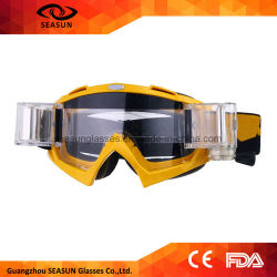 На заводе ТЕБЯ ОТ ВЕТРА Motocross наилучшего качества передачи UV защитный Mx Racing мотоцикл Motocross безопасности защитные очки