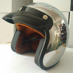 Открыть перед лицом Каску для мотоциклов с DOT сертификатов в Chrome