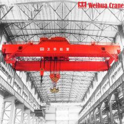 Установите флажок для рабочих станций Weihua стали дважды подкрановая балка моста путешествия кран 200 т