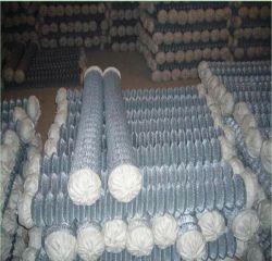 Tecer Elo da Corrente de arame galvanizado a Régua/Malha do Elo da Corrente/Diamond Wire Mesh