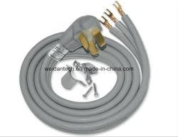 Cavo Srdt essiccatore da 50 AMP a 3 poli/3 fili per impieghi pesanti