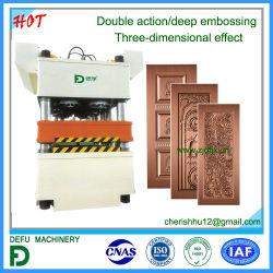 Doppelte Vorgangs-Öl-hydraulische Presse-Maschine