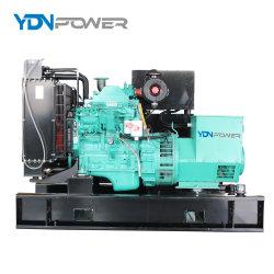 8-2000kw無声力の電気トレーラーのディーゼル発電機