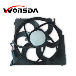 Ventilateur de refroidissement du radiateur de haute qualité des pièces automobiles pour E83
