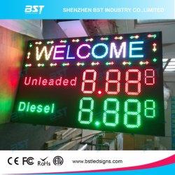 Outdoor LED Gas Preisschild mit LED bewegliches Zeichen