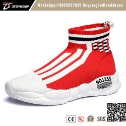 Loisirs de plein air Flyknit Chaussettes Chaussures Chaussures occasionnel Kid enfant Les chaussures de sport 2463