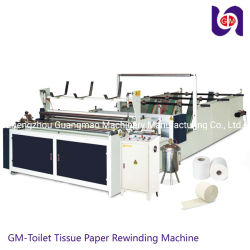Haut Produit auto du papier de toilette de laminage Machinerie de traitement de l'équipement