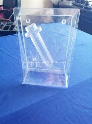 Belüftung-faltende Blase, die für die Einspritzung-Produkt-Kunststoffgehäuse-Blasen-Maschinenhälfte packt Plastikkasten verpackt
