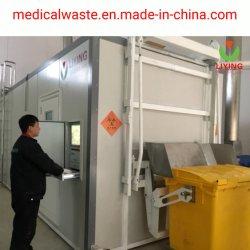 De medische Verwijdering van het Afval met de Eenheid van de Desinfectie van de Microgolf 3b