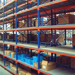 Charges moyennes Warehouse étagère avec matériau Q235
