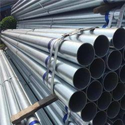 Продажи на заводе круглый диаметром 41мм оцинкованные стальные трубы