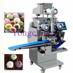 De automatische Machine van het Roomijs Mochi met Vullende Functie Twee