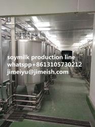 Leite de Soja planta de processamento/Leite de Soja tornando as máquinas de gases com leite de soja