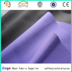 Плоская с покрытием из ПВХ текстильной Панама Оксфорд ткань ткань 600d для рыбалки сумки