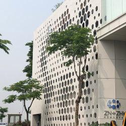 Материал наружной стены из алюминия с шестигранной головкой стены оболочка фасад панели