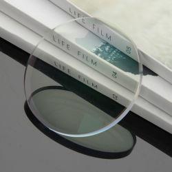 Brown/Gris 1.56 Transición Recubrimiento AR lente fotocromática Gafas de seguridad