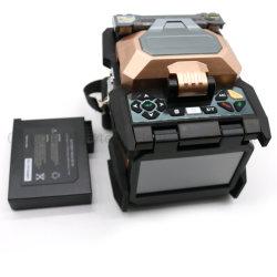 Schmelzverfahrens-Filmklebepresse-Faser-verbindener Geräten-Faser-verbindener Optikoptikinstallationssatz