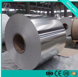 طبقة نهائية من الألومنيوم اللامع Roll 3003/3004/3005/3105 مصنوعة في الصين من أجل مواد البناء