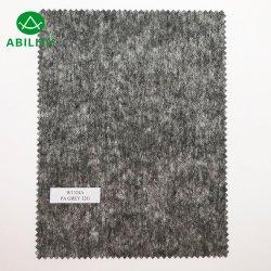 W1324un 100% Poliéster no tejido adhesivo Microdot suave forro