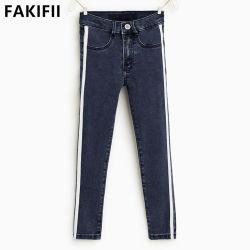 Низкая цена по заказу на заводе детей одежда джинсы для детей
