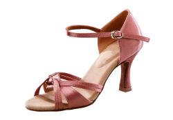 Profesionales de la mujer Zapatos de baile latino de Salsa de tacón alto damas sala de baile Zapatos de Baile Samba