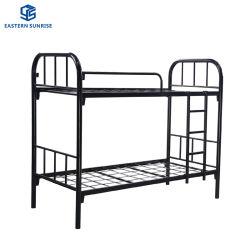 学校の寮から購入される金属の二段ベッド