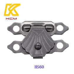 Metallverschluss-Faltenbildung für Juwel-Kasten-Koffer-hölzerner Kasten-Qualitäts-Kasten-Gitarren-Kasten-Wein-Kasten