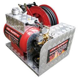 移動式Cafsの圧縮空気の泡の消火活動装置
