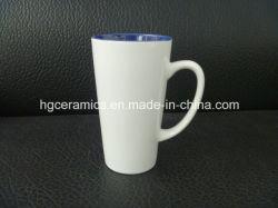Sulimation gran taza de café, la sublimación tazas