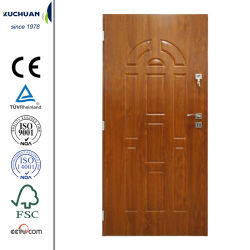 Kuchuan União Bom Preço porta de aço com derrubar os caixilhos das portas