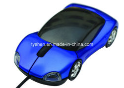 Car ShapeのUSB Mouse
