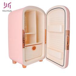 Minikühlraum Skincare 12L Schönheits-Kosmetik-Kühlraum