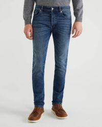 جمليّة [دنيم] [جنس] بنطلون جينز رجال لباس 100% قطن جينز