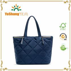 Высокое качество поверхности полиэфирной леди левой подушки безопасности для пользовательских сумки