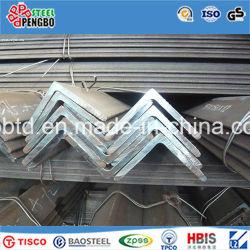 Ss400 Q235B Равнополочной бар неравных угол стальной