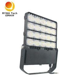 옥외 IP66 높은 광도 모듈 반사체 200W LED 플러드 빛