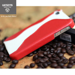 Ginuine кожаный чехол для iPhone 4S4 (WJ-127)