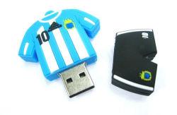 Специализированные ПВХ мультфильм флэш-накопитель USB 3.0, животное утка USB-диск пера