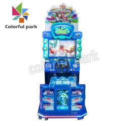 Аркадная игра машин электронных игр Детский Райдер игра машины