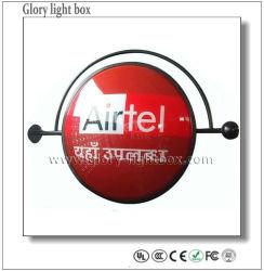 ライトボックスを広告するシルクスクリーンプリントLED