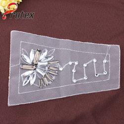 Nuovi accessori per il vestiario in rilievo dell'indumento di Applique del Epaulette