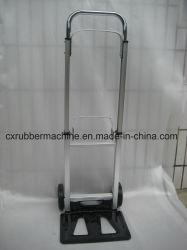 عربة محمولة باليد من الألومنيوم، عربة أمتعة قابلة للطي متعددة الوظائف